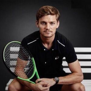 Serbisk Amerikansk Tennisspelare