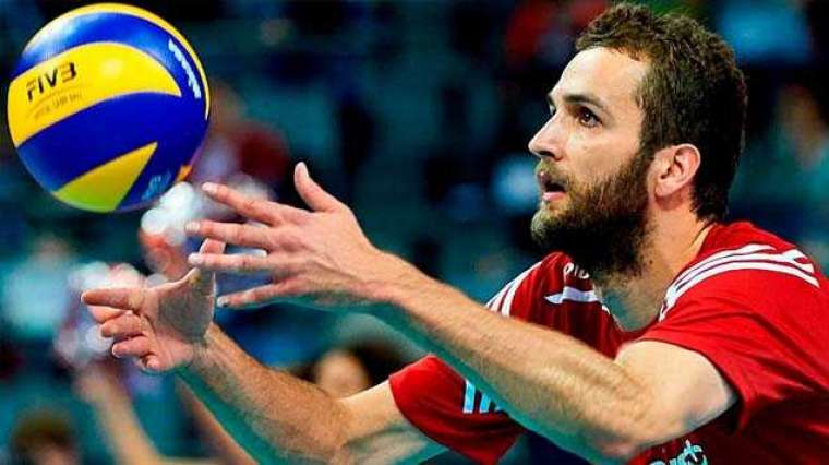 Mateusz Mika les plus grands joueurs de volleyball
