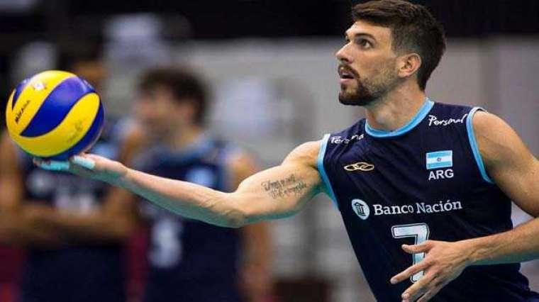 Facundo Conte, meilleurs joueurs de volleyball