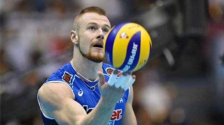 Ivan Zaytsev, meilleurs joueurs de volleyball