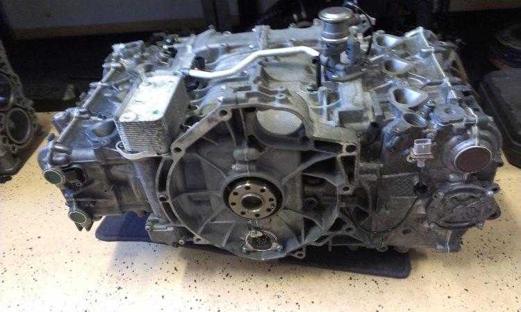 Le moteur Porsche Boxer