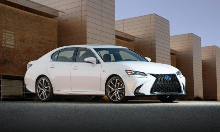 Lexus GS 450h hybride 2018
