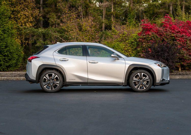 Lexus UX hybride 2020