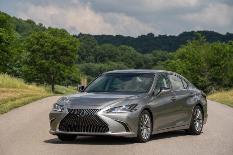 Lexus ES hybride 2021