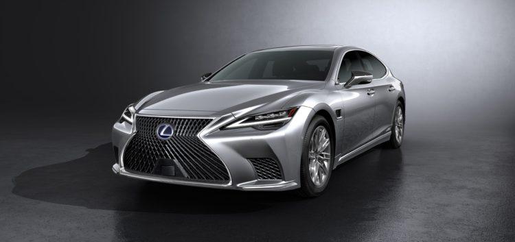 Lexus LS hybride 2021