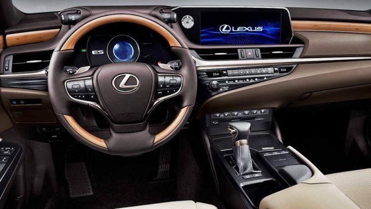 Voitures Lexus 1
