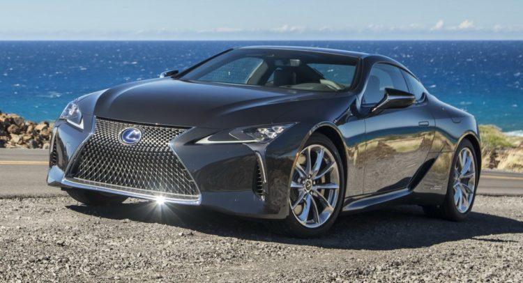Voiture hybride Lexus