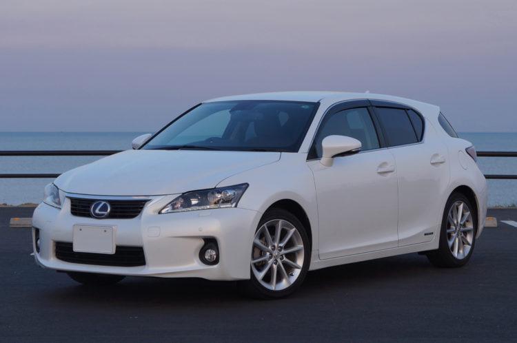 Modèles Lexus à hayon