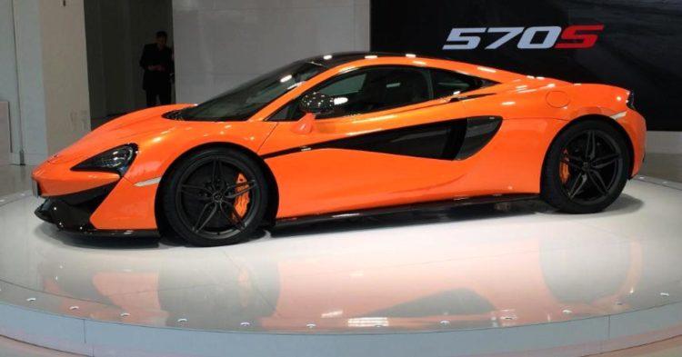 Modèles McLaren
