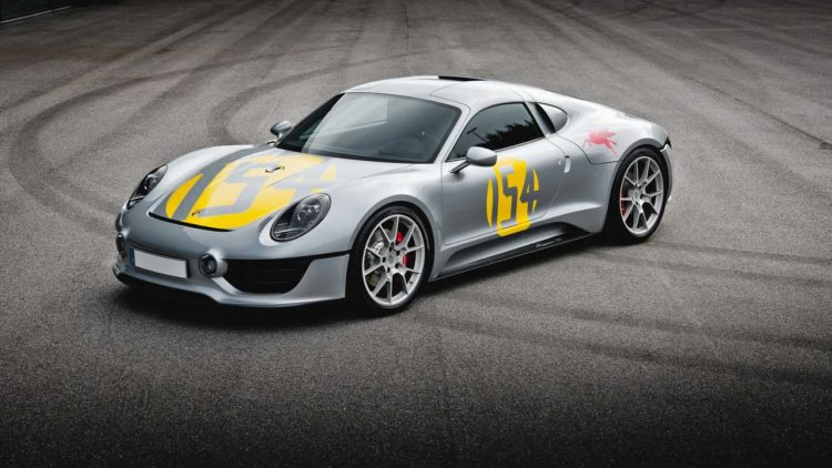 Porsche Le Mans Living Legend 2016
