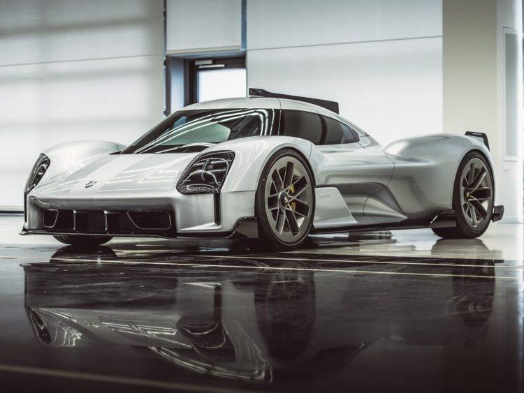 Porsche Vision 920 2019