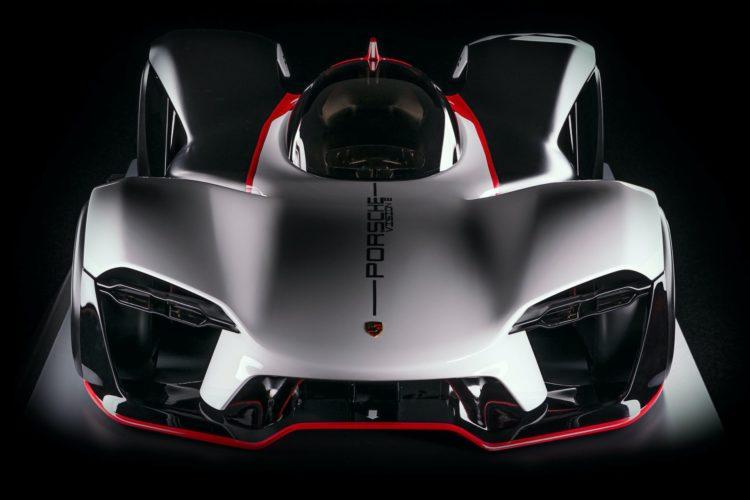 Porsche Vision E 2019