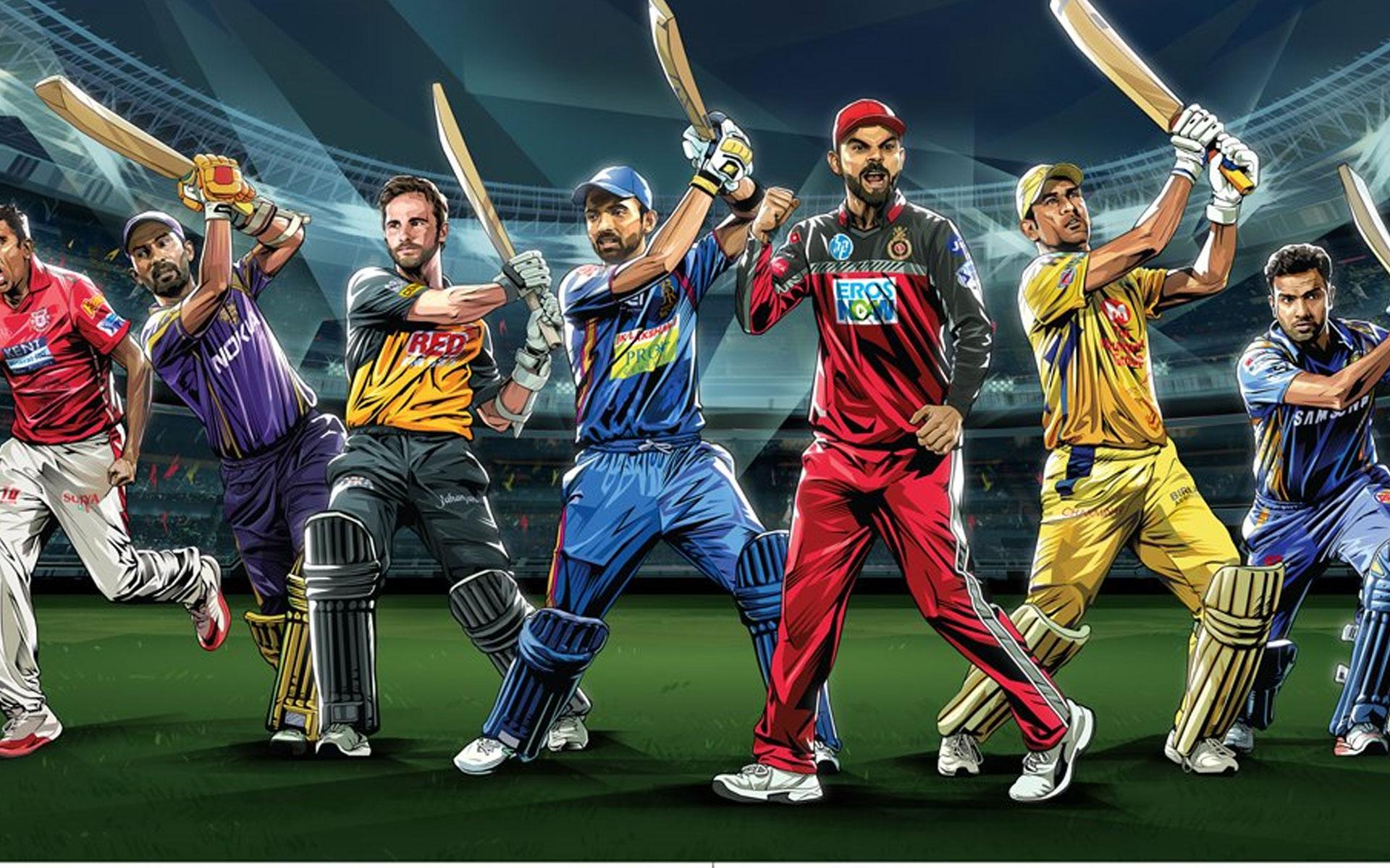 Top 5 des six plus longs de l'histoire de l'IPL à ce jour