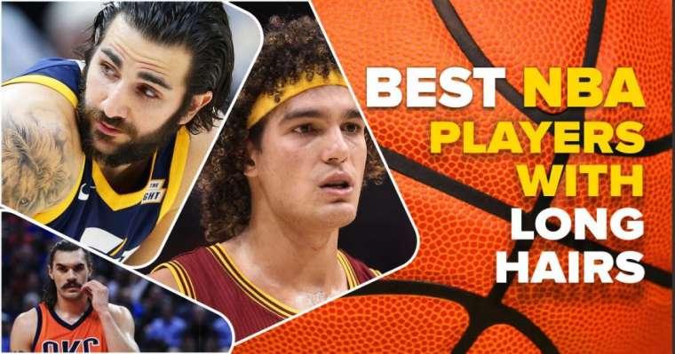 Top 10 des joueurs de la NBA aux cheveux longs en 2021
