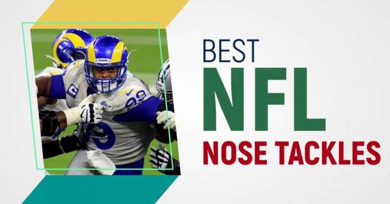 Top 10 des meilleurs tacles de nez de la NFL dans le monde en ce moment