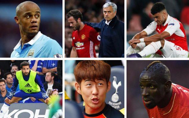 Tableau de Premier League 2021: voici les rencontres des équipes et le classement 2020/21