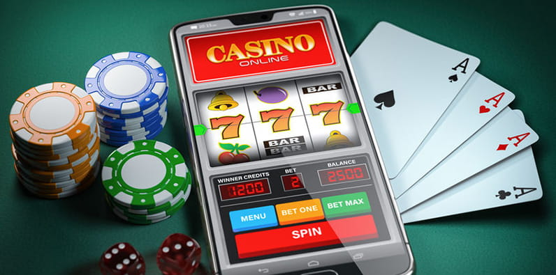 Jeux de casino mobile