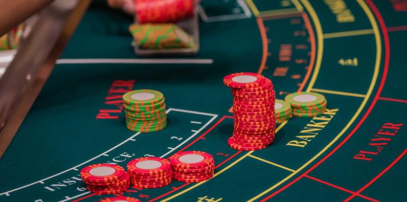 Baccarat dans les jeux de casino actuels