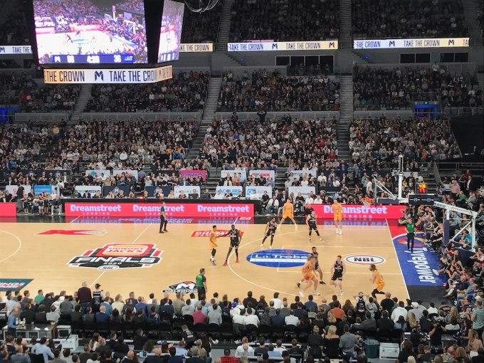Sport le plus populaire en Australie Basketball