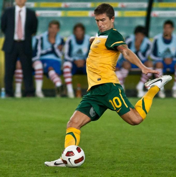 Sports en Australie - Football