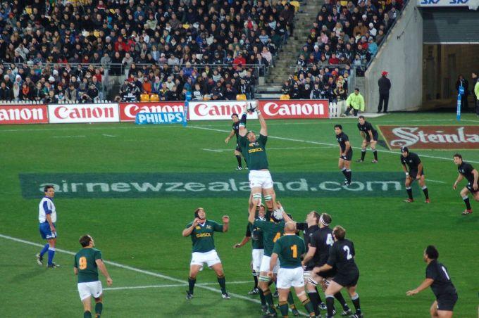 Union de rugby