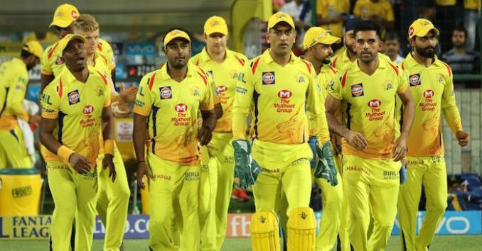 Les deux équipes se sont affrontées 12 fois dans l'IPL jusqu'à présent, et CSK détient un record de 9-3 victoires / défaites face à face sur SRH.