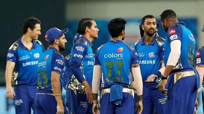 Rohit Sharma a donné aux Indiens de Mumbai un bon départ dans la course poursuite.  - IPL