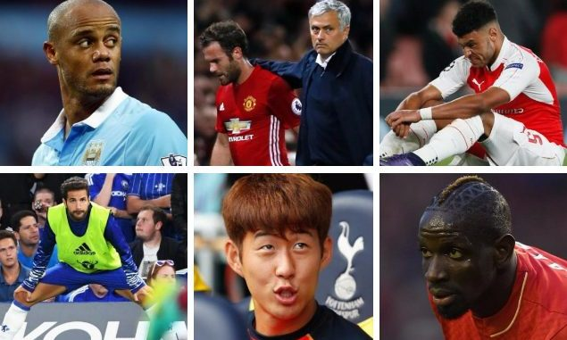 en tête du classement de la Premier League?