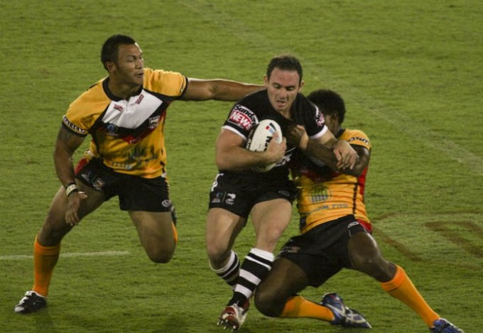 Sport populaire en Australie - Rugby League