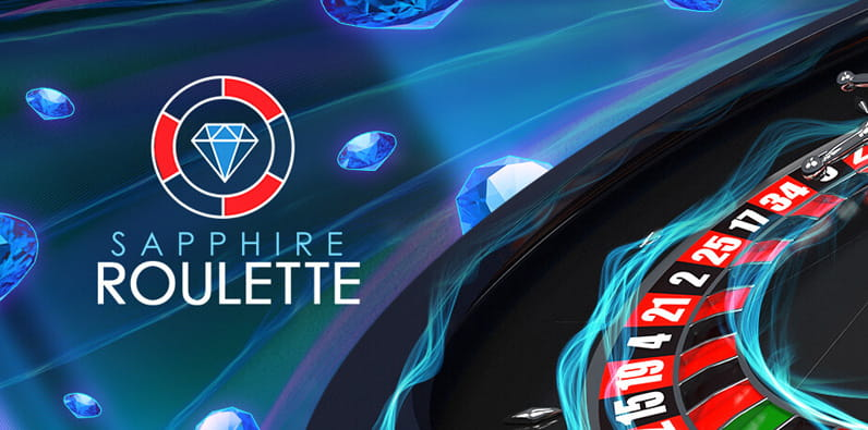 Roulette Saphir de Microgaming