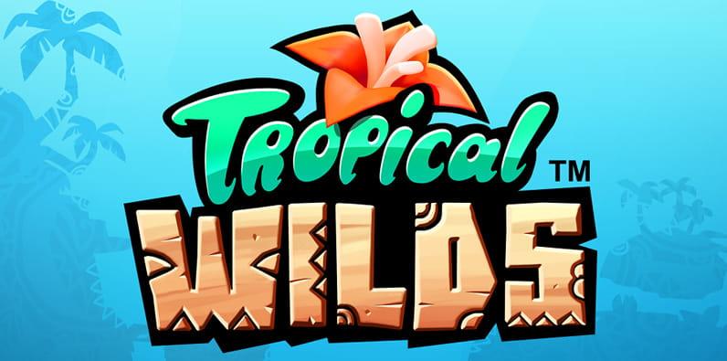 Tropical Wilds de Microgaming