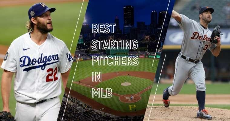 Top 10 des meilleurs lanceurs de départ en MLB en ce moment