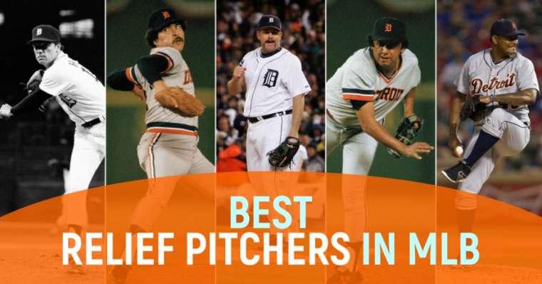 Top 10 des meilleurs lanceurs de secours en MLB en ce moment