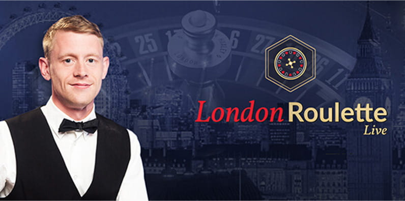 Roulette de Londres par Evolution