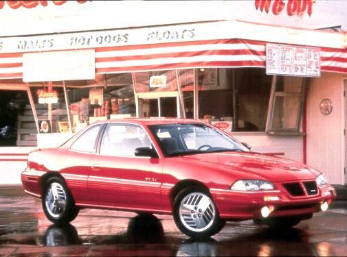 1992 Grand-Am SE Coupé