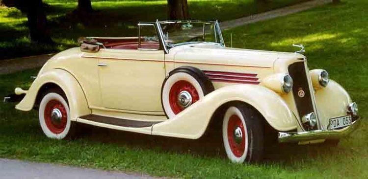 1935 Buick Série 40 Modèle 46C