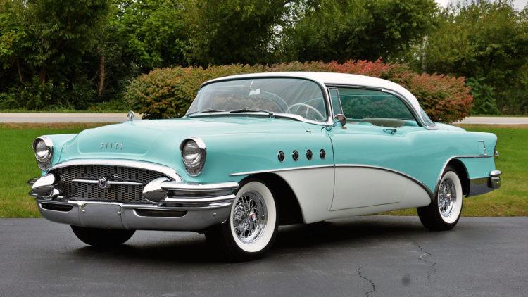 1955 Buick Roadmaster Riviera