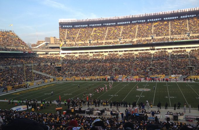 Stades NFL les plus bruyants - Heinz Field (Pittsburgh Steelers)