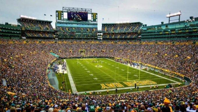 Les stades les plus bruyants de la NFL - Packers de Green Bay, Lambeau Field
