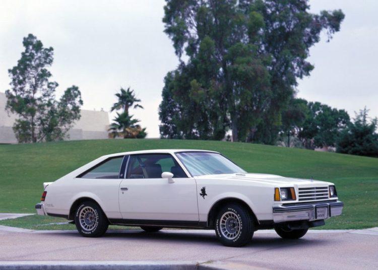 1980 Buick Century Turbo Coupé