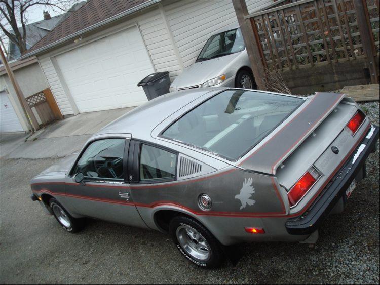1980 Buick Skyhawk Roadhawk