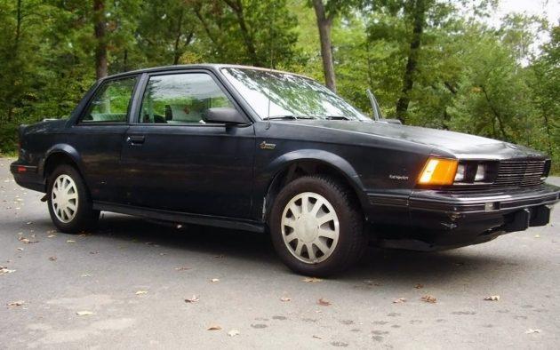 1986 Buick Century Gran Sport