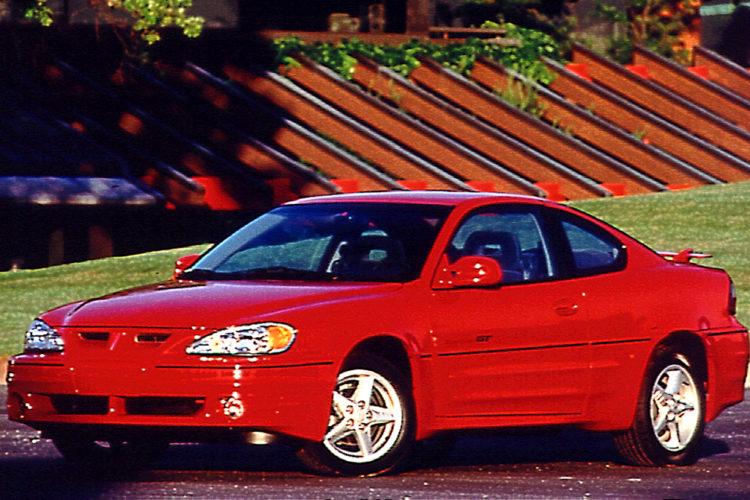Meilleurs modèles Pontiac Grand-Am