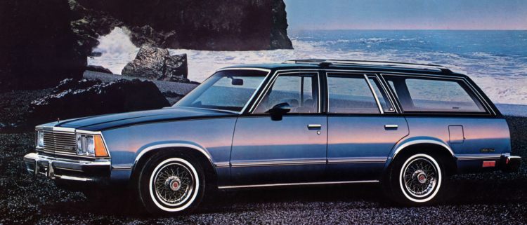 1981 Siècle Sport Wagon