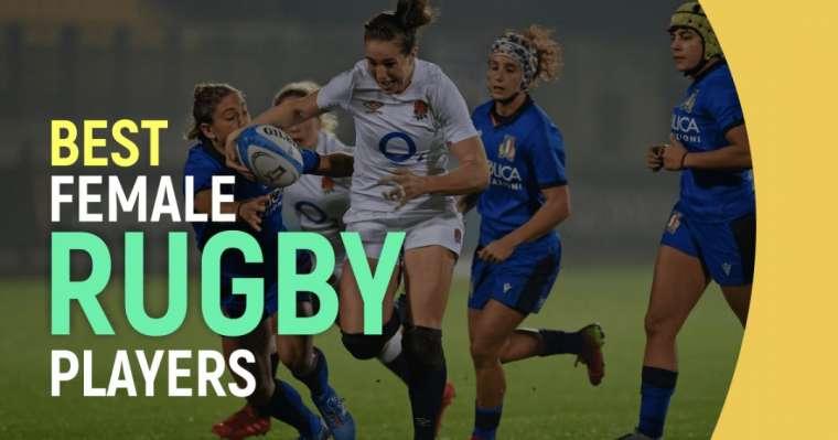 Top 10 des meilleures joueuses de rugby au monde