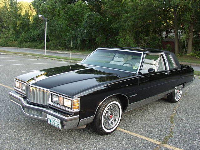 1980 Pontiac Bonneville Coupé