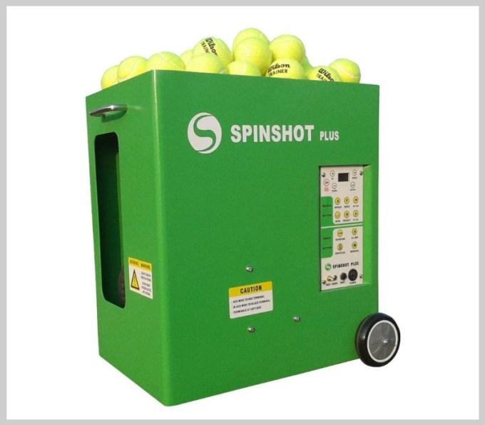 Machine à balles de tennis Spinshot Plus 2