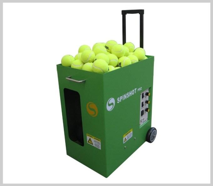 Machine à balles de tennis Spinshot-Pro