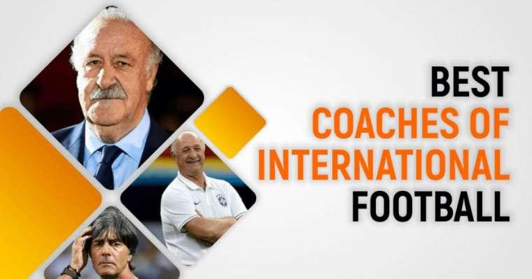 Top 10 des meilleurs entraîneurs de football international