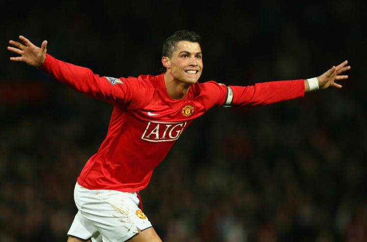 Tendance : Cristiano Ronaldo a rejoint Manchester United en provenance de la Juventus